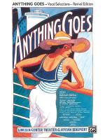 Anything Goes - Vocal Selections (Revival Edition) Sheet Music