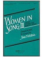 Women in Song III Sheet Music