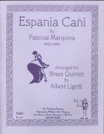 Espana Cani Sheet Music
