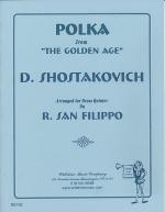Polka from The Golden Age Sheet Music