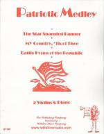 Patriotic Melody Sheet Music