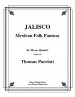 Jalisco Mexican Folk Fantasy Sheet Music