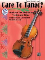 Care to Tango?, Book 1 Sheet Music