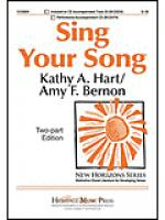 Sing Your Song Sheet Music