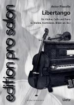 Libertango Sheet Music