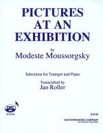 Pictures At An Exhibition (Excerpts) Sheet Music