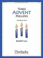 Three Advent Preludes Sheet Music