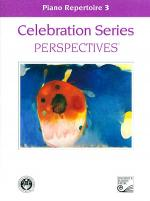 Celebration Series Perspectives: Piano Repertoire 3 Sheet Music