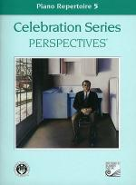 Celebration Series Perspectives: Piano Repertoire 5 Sheet Music