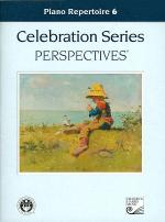 Celebration Series Perspectives: Piano Repertoire 6 Sheet Music