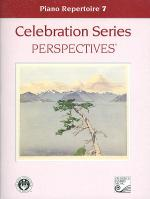 Celebration Series Perspectives: Piano Repertoire 7 Sheet Music