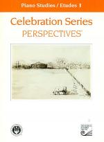 Celebration Series Perspectives: Piano Studies / Etudes 1 Sheet Music