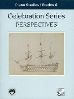 Celebration Series Perspectives: Piano Studies / Etudes 6 Sheet Music