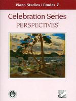 Celebration Series Perspectives: Piano Studies / Etudes 7 Sheet Music