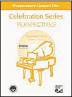 Celebration Series Perspectives: Preparatory Compact Disc Sheet Music