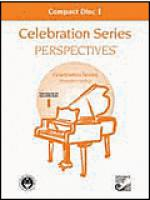 Celebration Series Perspectives: Compact Disc 1 Sheet Music