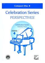 Celebration Series Perspectives: Compact Disc 4 Sheet Music