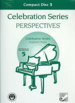Celebration Series Perspectives: Compact Disc 5 Sheet Music