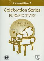 Celebration Series Perspectives: Compact Discs 9 (2 CDs) Sheet Music