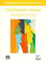 Celebration Series Perspectives: Preparatory Student Workbook Sheet Music
