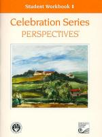 Celebration Series Perspectives: Student Workbook 1 Sheet Music