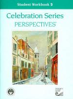 Celebration Series Perspectives: Student Workbook 5 Sheet Music