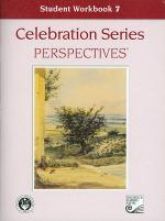Celebration Series Perspectives: Student Workbook 7 Sheet Music