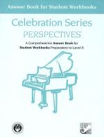 Celebration Series Perspectives: Answer Book for Student Workbooks Sheet Music