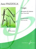 3 Tangos Sheet Music