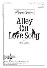 Alley Cat Love Song Sheet Music