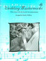 Wedding Masterworks - Flute Sheet Music