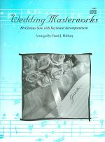 Wedding Masterworks - Clarinet Sheet Music