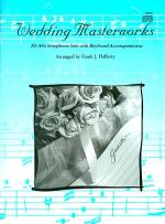 Wedding Masterworks - Alto Sax Sheet Music