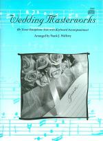 Wedding Masterworks - Tenor Sax Sheet Music