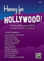 Hooray for Hollywood! A Choral Movement DVD Sheet Music