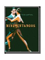 Minutentangos Sheet Music