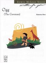 Ogg (The Caveman) (NFMC) Sheet Music