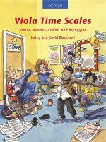 Viola Time Scales Sheet Music