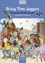 String Time Joggers Violin book Sheet Music