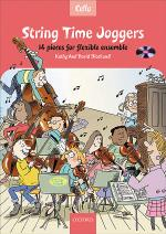String Time Joggers Cello book Sheet Music