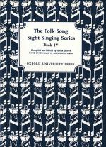 Folk Song Sight Singing - Book 4 Sheet Music