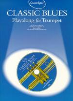 Guest Spot: Classic Blues Playalong For Trumpet Sheet Music