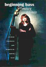 Beginning Bass with Missy Raines DVD Sheet Music