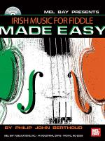 Irish Music for Fiddle Made Easy Book/CD Set Sheet Music