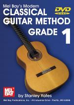 Modern Classical Guitar Method Grade 1 DVD Sheet Music