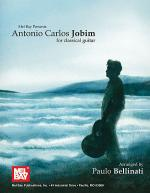 Antonio Carlos Jobim for Classical Guitar Sheet Music