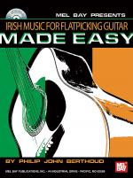Irish Music for Flatpicking Guitar Made Easy Book/CD Set Sheet Music