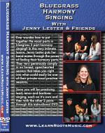 Bluegrass Harmony Singing DVD Sheet Music