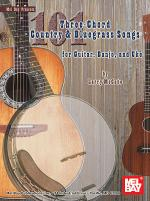 101 Three-Chord Country & Bluegrass Songs Sheet Music