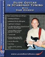 Slide Guitar In Standard Tuning DVD Sheet Music